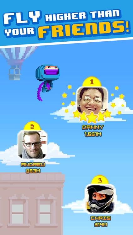 Ninja UP! screenshot-3