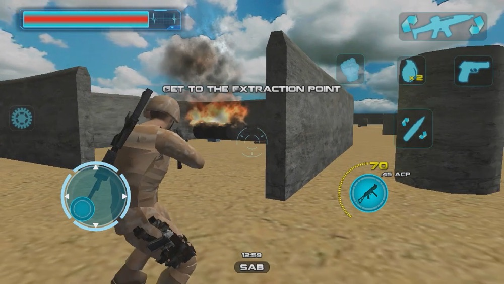 Counter Terrorist : Hostage Rescue - Spec Ops Anti Terrorism Strike Force hack tool
