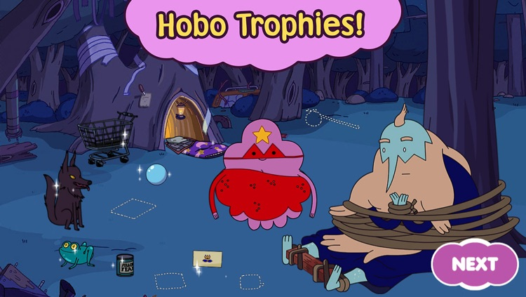 These Lumps - Adventure Time screenshot-4