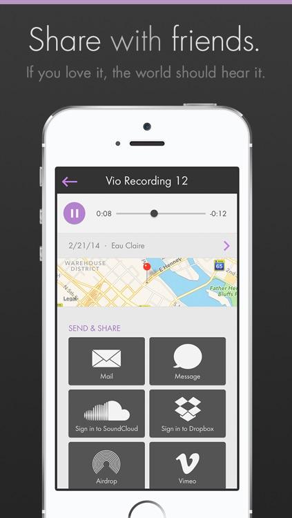 Vio screenshot-4