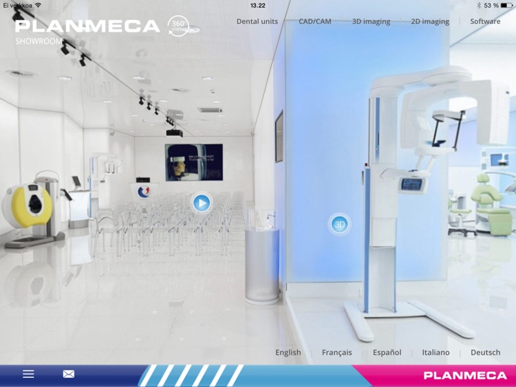 Planmeca Showroom