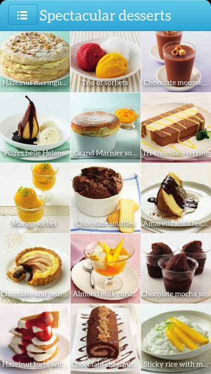 Dessert Recipes - Photo Cookbook screenshot-3