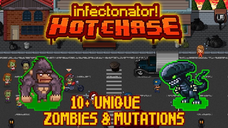 Infectonator : Hot Chase screenshot-3
