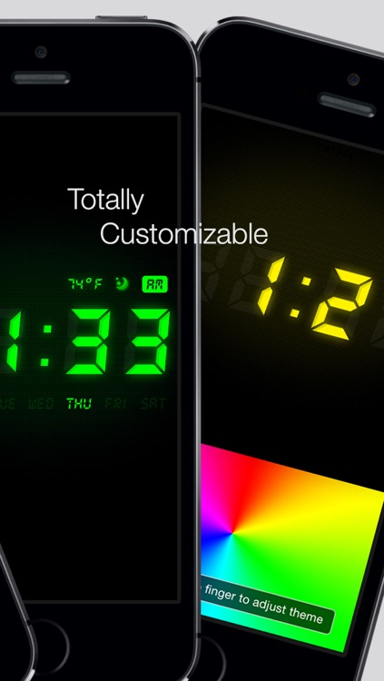 Alarm Tunes - Music Alarm Clock screenshot-1