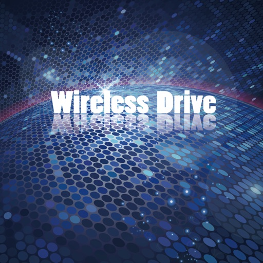 Wireless Drive for iPhone