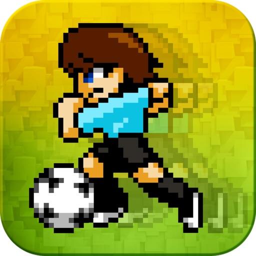 Pixel Cup Soccer: Maracanazo Crush Brazil