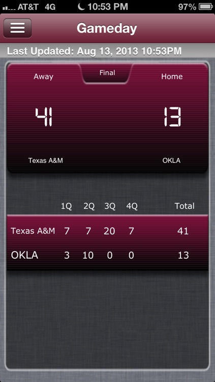 Texas A&M Football Live screenshot-4