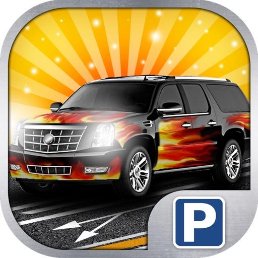 SUV Джипы Car Parking (Бесплатная Игра) - Бесплатно Детские Мини Новые Малышей Скачать Игры для Мальчиков Гонки Детей Играть в Игру Игр Race Джип