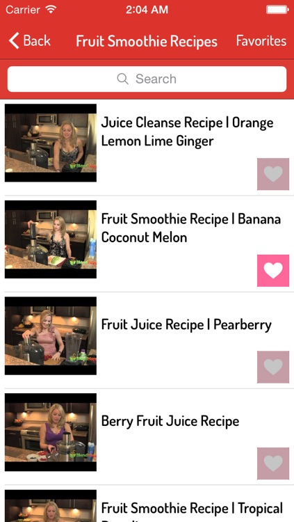 Smoothie Recipes - Ultimate Video Guide For Smoothie Recipes screenshot-1