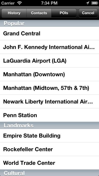 Taxi Finder by TaxiFareFinder.com screenshot-3