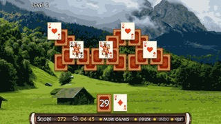 Viking Invasion Solitaire Free screenshot two