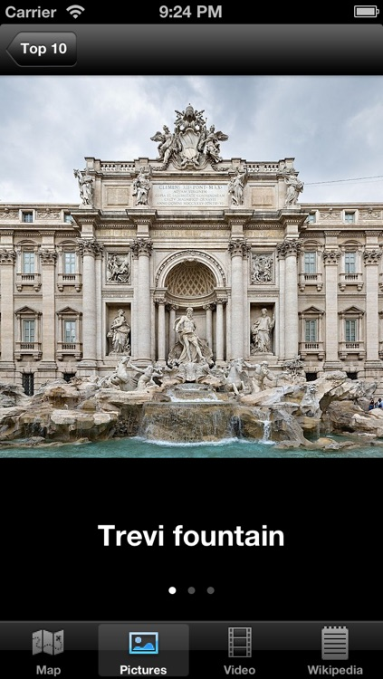 Italy : Top 10 Tourist Attractions - Travel Guide of Best Things to See screenshot-3