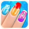 女の子マニキュアゲーム 友人のための最高のゲーム iPadとiPhoneのための - iPhoneアプリ