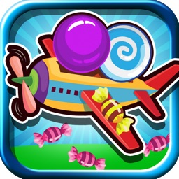 A Candy Plane Air Battle : Free Jet Fighting Games