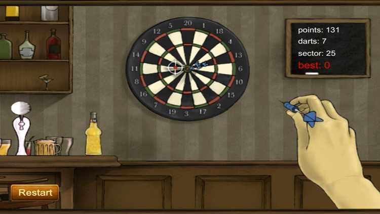 3D Darts screenshot-1