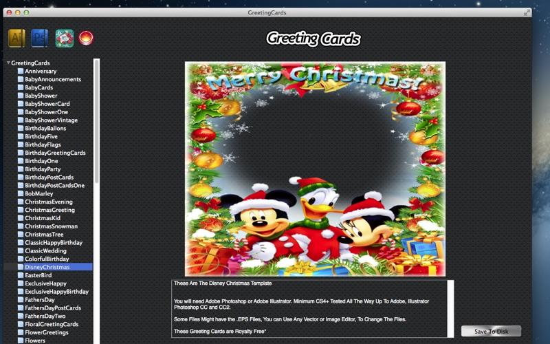 Greetings Card screenshot 3