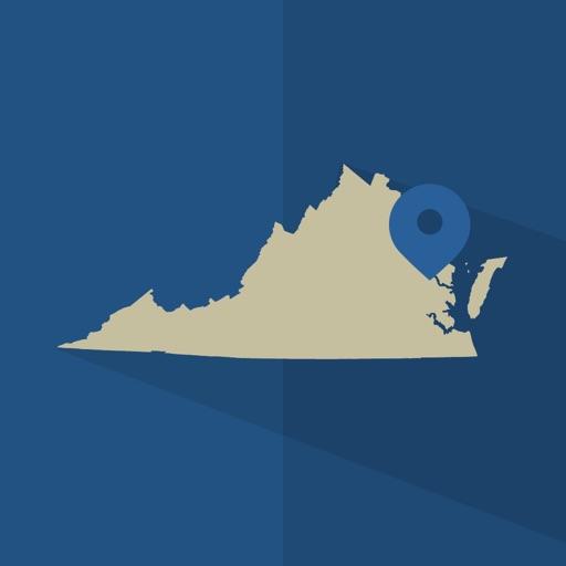 Virginia Historical Landmarks Premium