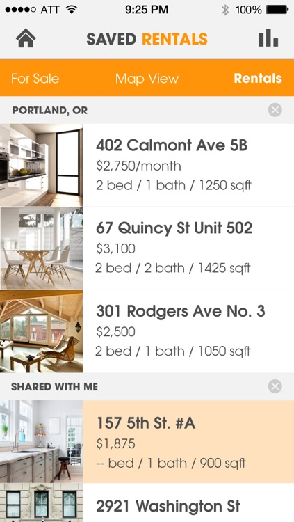 Doorsteps Swipe™ for Real Estate - Homes For Sale Property App