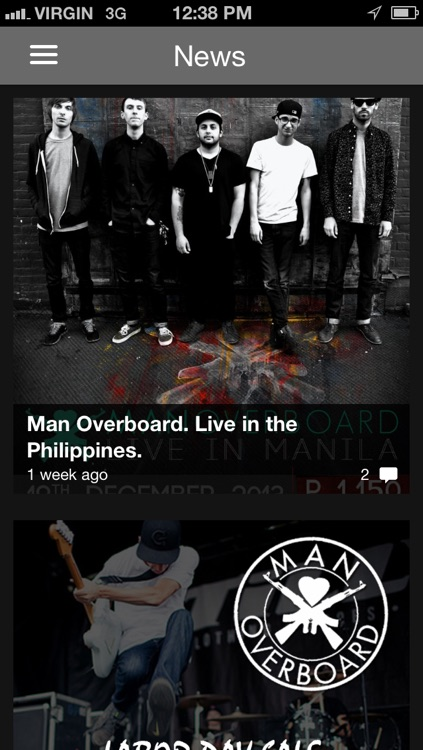 Man Overboard Official