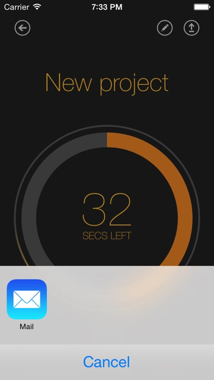 Time Left  - Quickly create one-time reminders on your iPhone, iPad or iPod Touch. HD Free screenshot-4