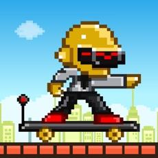 Activities of Street Skateboarding - Play Free 8-bit Retro Pixel Skating Games