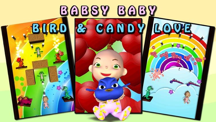 Babsy Baby - Bird and Candy Love screenshot-4