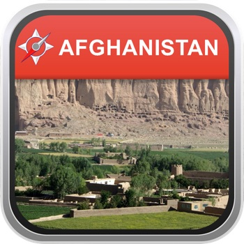 Offline Map Afghanistan: City Navigator Maps