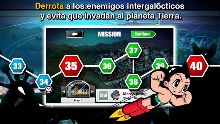 Asedio Astro Boy: Ataque Alien