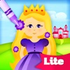 Doodle Fun for Girls - Draw & Play with Princesses Fairies and Mermaids - iPhoneアプリ