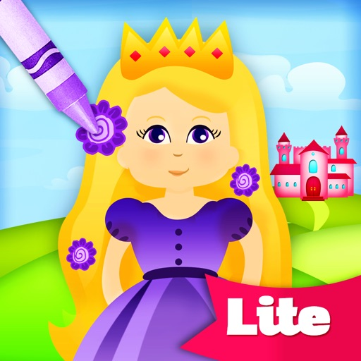 Doodle Fun for Girls - Draw & Play with Princesses Fairies and Mermaids