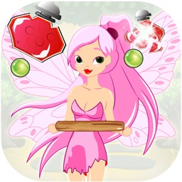 Little Fairy Juggling - Crazy Pixie Ball Catching Game for Kids