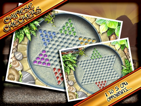 Screenshot #2 for Chinese Checkers Lite