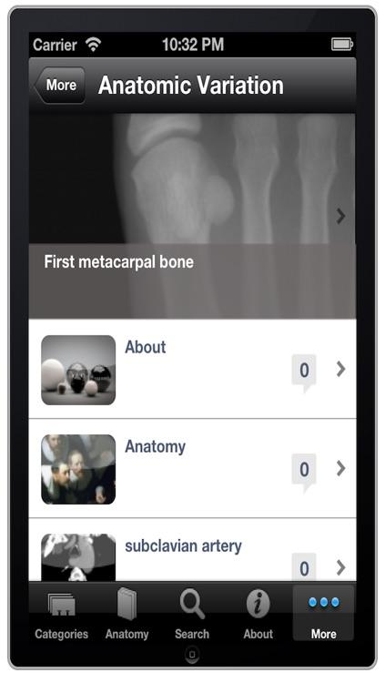 Anatomic Variation screenshot-4