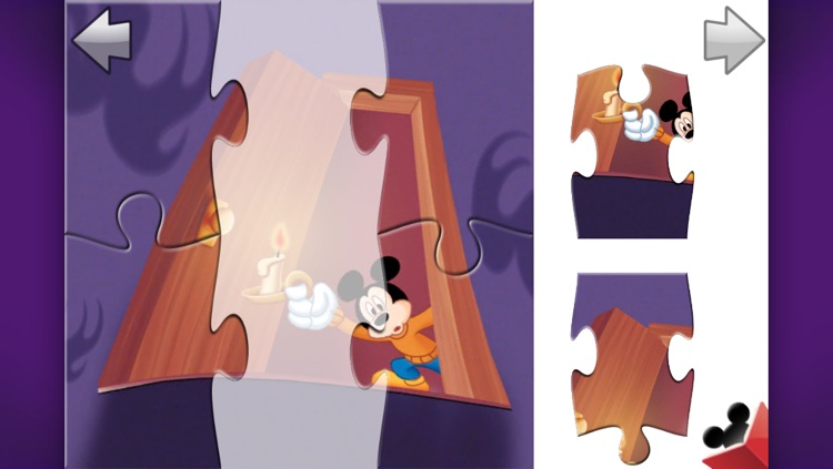 Mickey's Spooky Night Puzzle Book screenshot-4