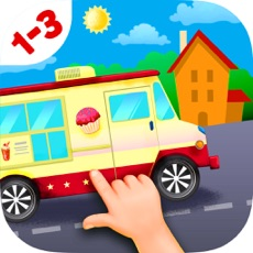 Activities of Trucks and Car Jigsaw Puzzles for Toddlers Free