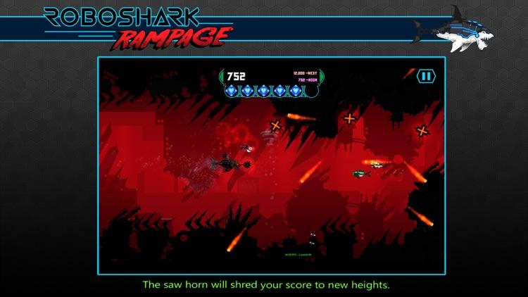RoboShark Rampage screenshot-3