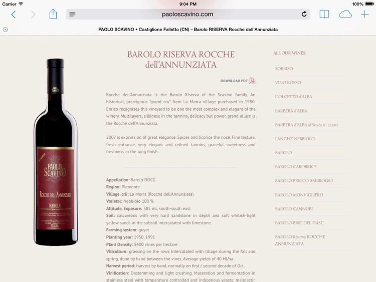 La Morra, Cherasco, Roddi & Verduno Wine Map screenshot-4