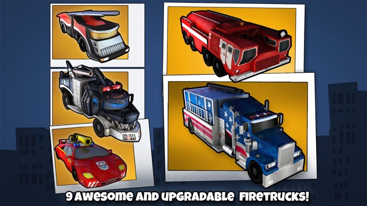 Fire Truck 3D screenshot-1