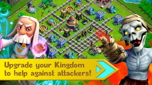 Kingdom Clash On The App Store