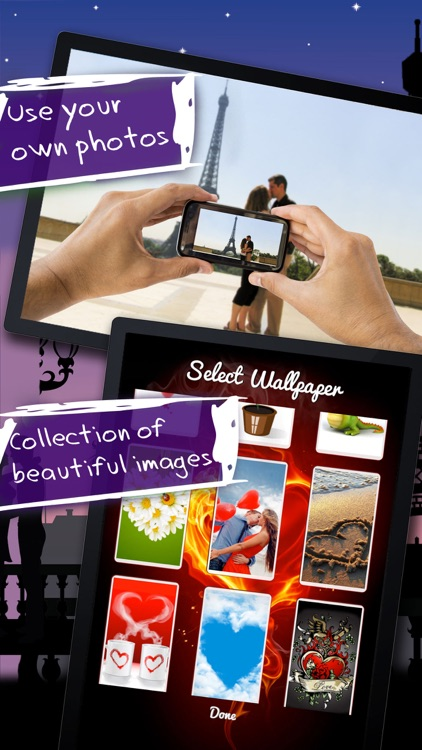 Love Planner & Calendar - Remember all the romantic moments with your sweetheart screenshot-3
