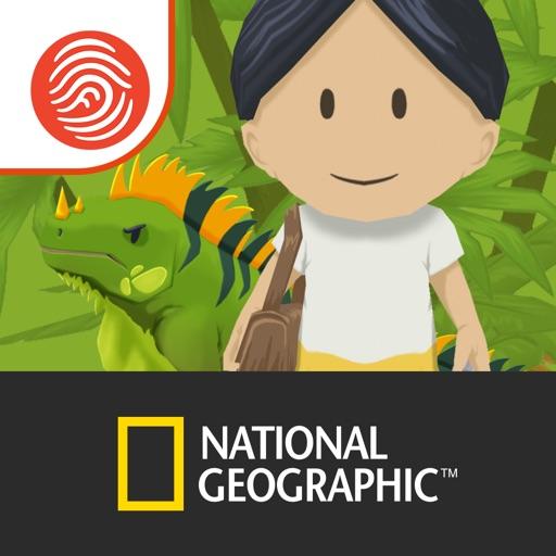 National Geographic Puzzle Explorer - A Fingerprint Network App