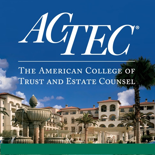 ACTEC 2014 Summer Meeting