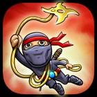 Ninja Rope Jump icon