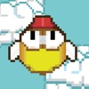 Flappy Cloud Fly - Don't Step the White/Blue Cloud/Sky