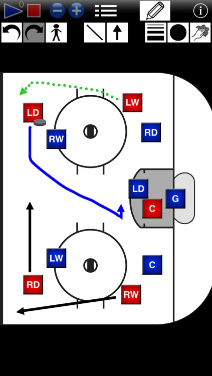 Hockey Strategy Tool screenshot-1