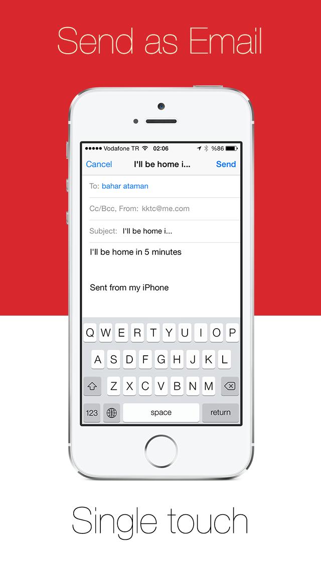 Write - ワンタッチスピーチをダイレクトメッセージのSMSメールやリマインダーでディクテーション、音声認識をテキストに。のおすすめ画像3