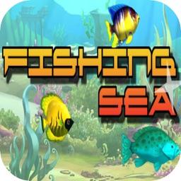 FISHING SEA GAME - My Prehistoric Deep Sea Fishing Game