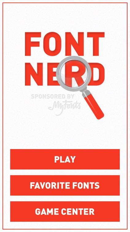 Font Nerd