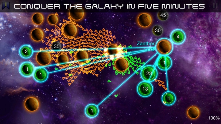 Galcon Legends screenshot-4