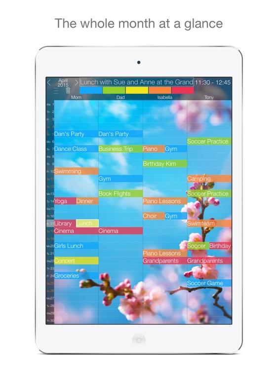 FamilyCal - The Family Calendar